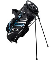 Lynx Golf Scort 2 in 1 Bag  Stand/Cart/Outer Replacement Technology