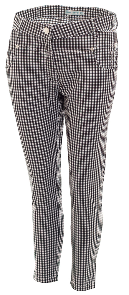 8027a9c63 Green Lamb Ladies Trina Patterened Cropped Trousers - Golfonline