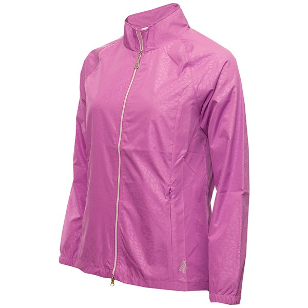 Green Lamb Ladies Kelly Raglan Sleeve Windbreaker Jacket