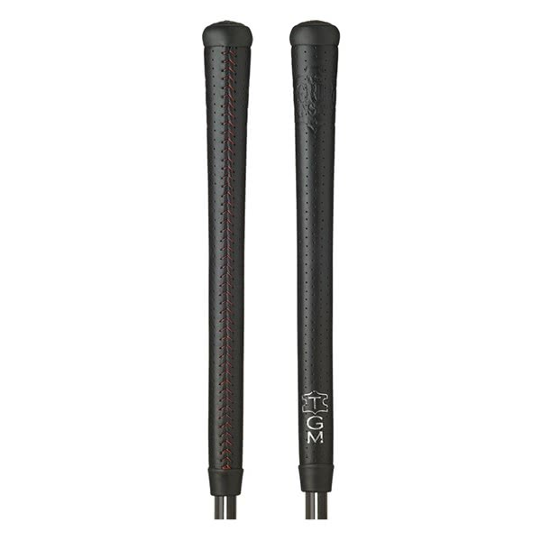 The Grip Master Signature Leather Swinger Club Grips