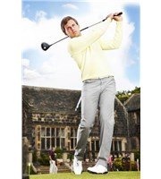 Stromberg Mens Silves Golf Trousers