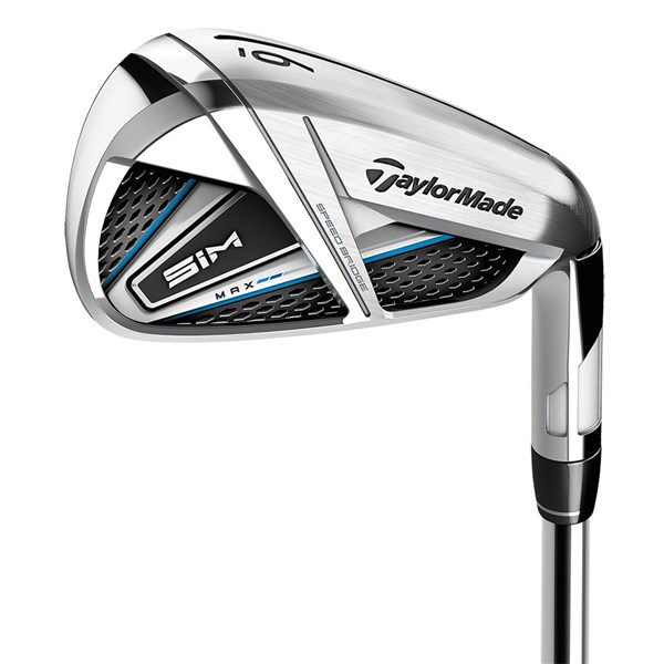 TaylorMade SIM Max Irons (Graphite Shaft)