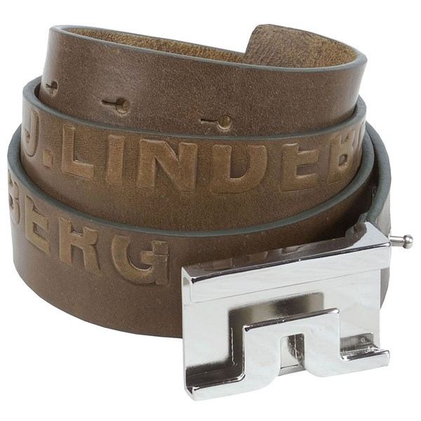 J Lindeberg Sloper Gloss Grain Belt