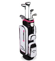 Callaway Ladies Solaire Gems 8 Pc Package Set 2017