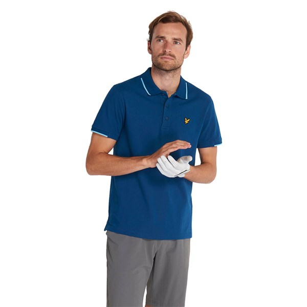 Lyle and Scott Mens Andrew Polo Shirt