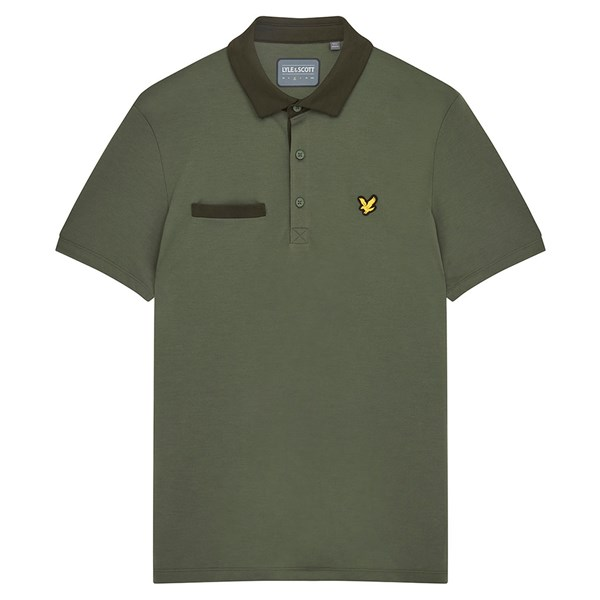 Lyle and Scott Mens Aviemore Polo Shirt