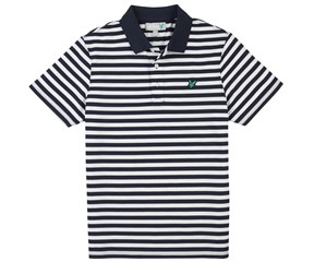 Lyle and Scott Striped Polo Shirt