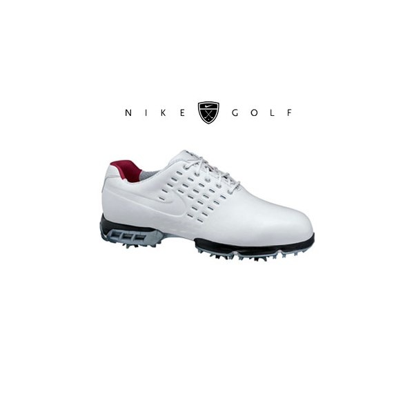 Nike SP-8 TW Tour Golf Shoes (White/White)