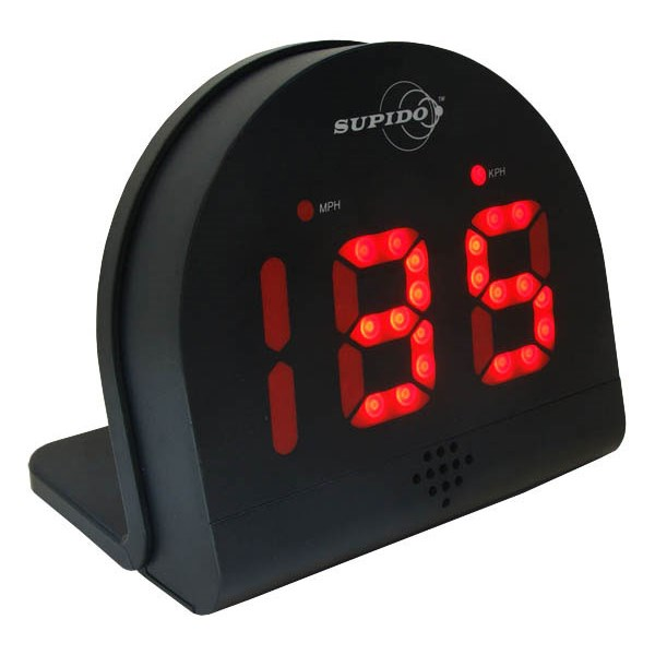 Supido Sports Speed Radar