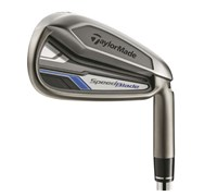 TaylorMade SpeedBlade Irons 2014  Steel Shaft