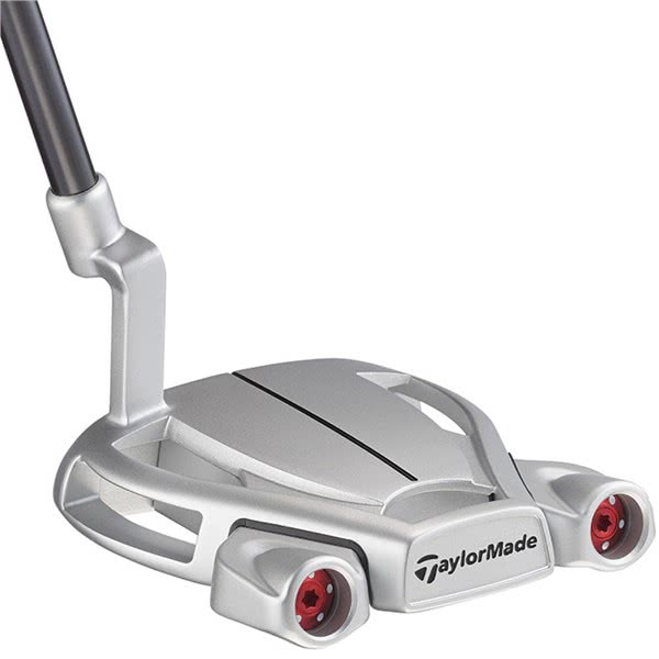 TaylorMade Spider Tour Diamond Silver L Neck Putter