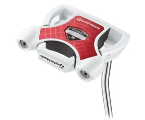 TaylorMade Ghost Spider S Single Bend Belly Putter
