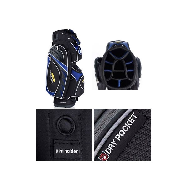 Powakaddy Sport III Cart Bag 2011