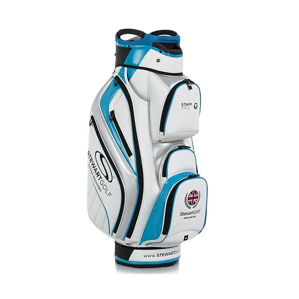 Stewart Golf Staff Pro Cart Bag