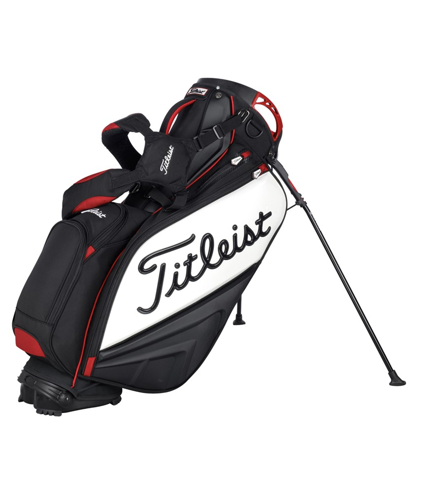 8248546313 Titleist Staff Tour Stand Bag 2016. Double tap to zoom