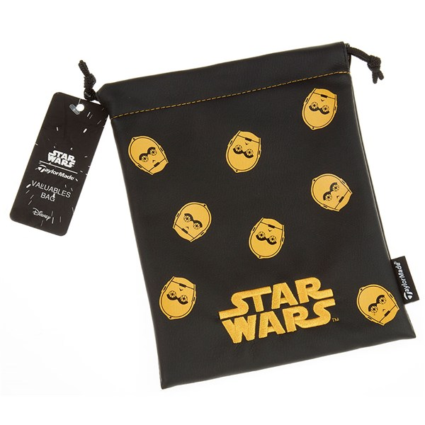 TaylorMade Star Wars Valuables Pouch