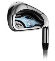 Callaway Ladies SteelHead XR Irons  Graphite Shaft