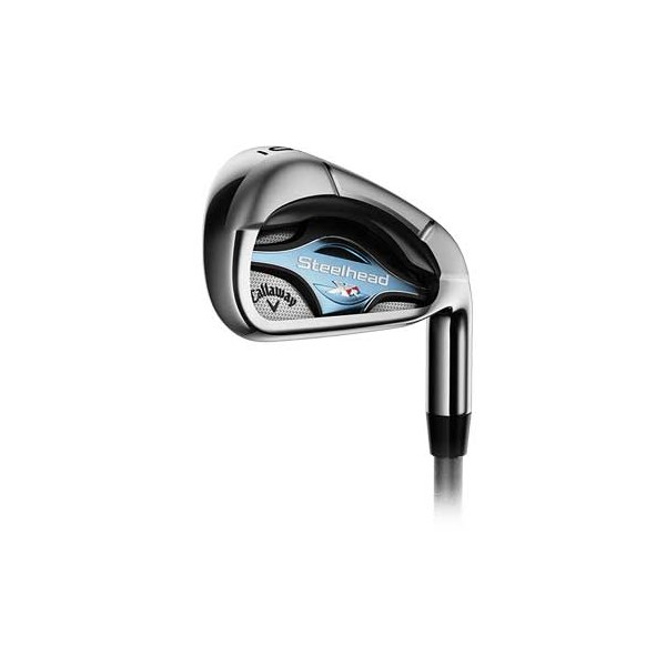 Callaway Ladies SteelHead XR Irons (Graphite Shaft)