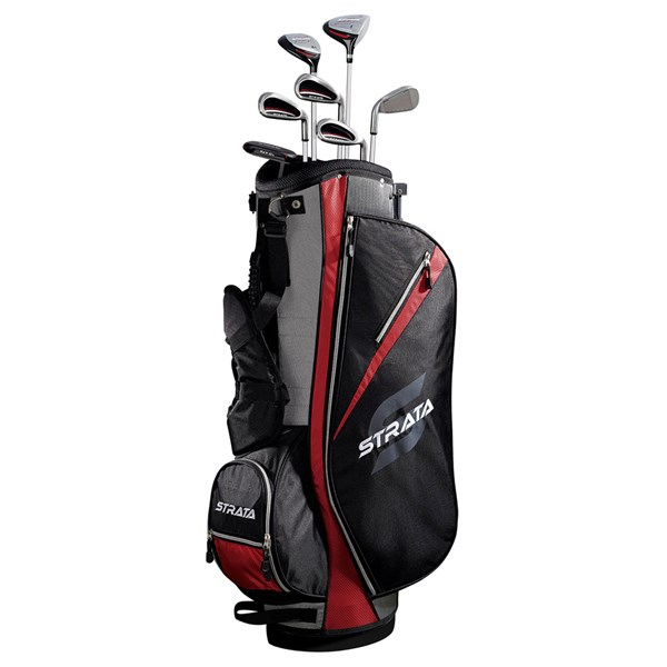 Callaway Strata 11 Piece Package Set (Graphite Shaft)