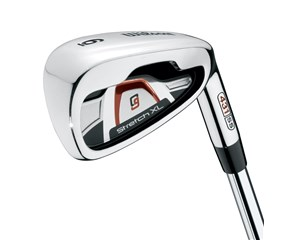 Wilson Stretch XL Single Iron/club  Steel Shaft