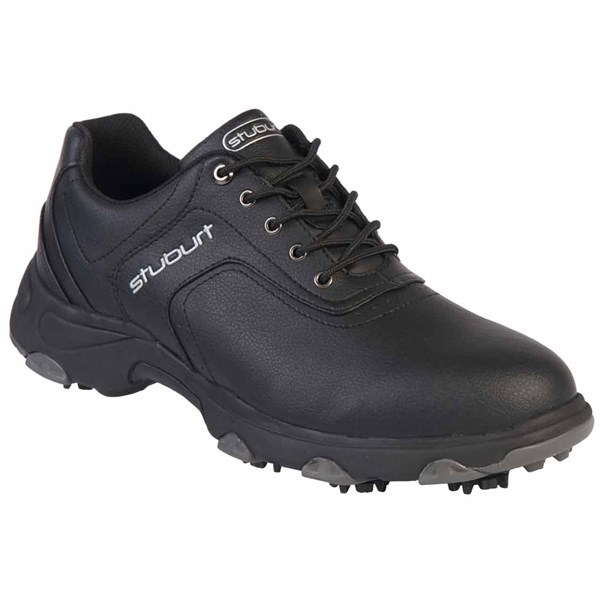 Stuburt Mens Comfort XP Golf Shoes (Black)