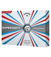Callaway Supersoft Golf Balls 2017  12 Balls
