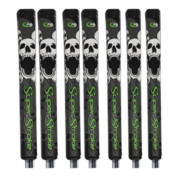 SuperStroke Skull Putter Grip - Limited Edition