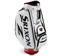 Srixon 9.5 Inch Tour Staff Bag 2015 (White)