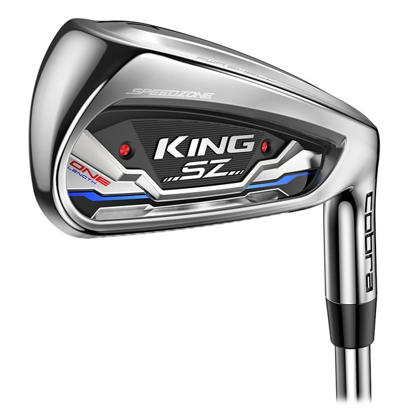Cobra King SpeedZone One Length Irons (Steel Shaft)