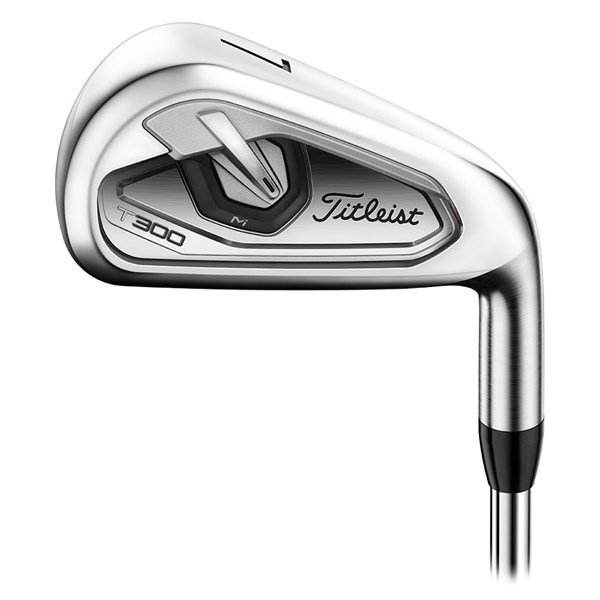 Titleist T300 Irons (Graphite Shaft)