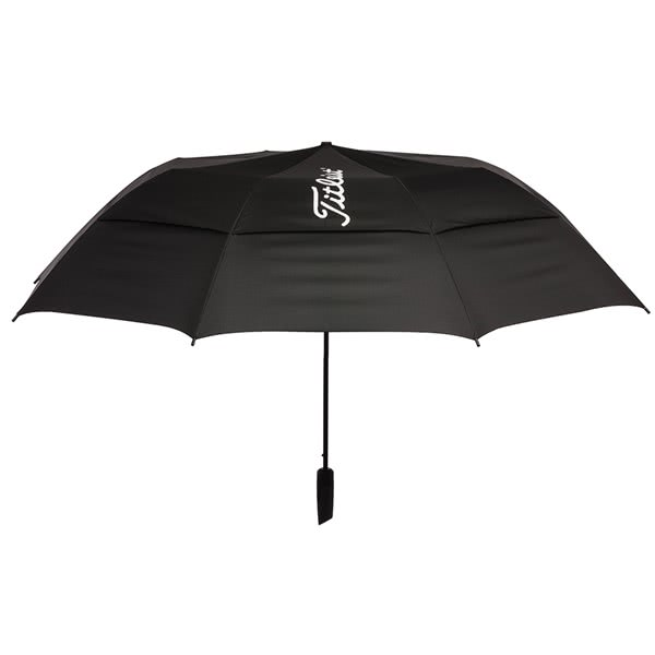 Titleist Players Folding Double Canopy Umbrella