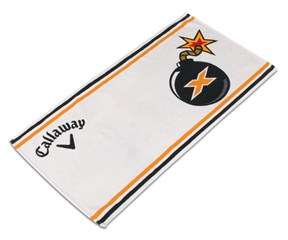 Callaway Golf Tour Authentic Bomb Towel