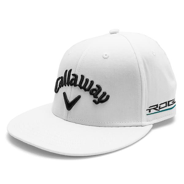 bfcd17b2998 Callaway Flat Bill Adjustable Cap 2018 - Golfonline