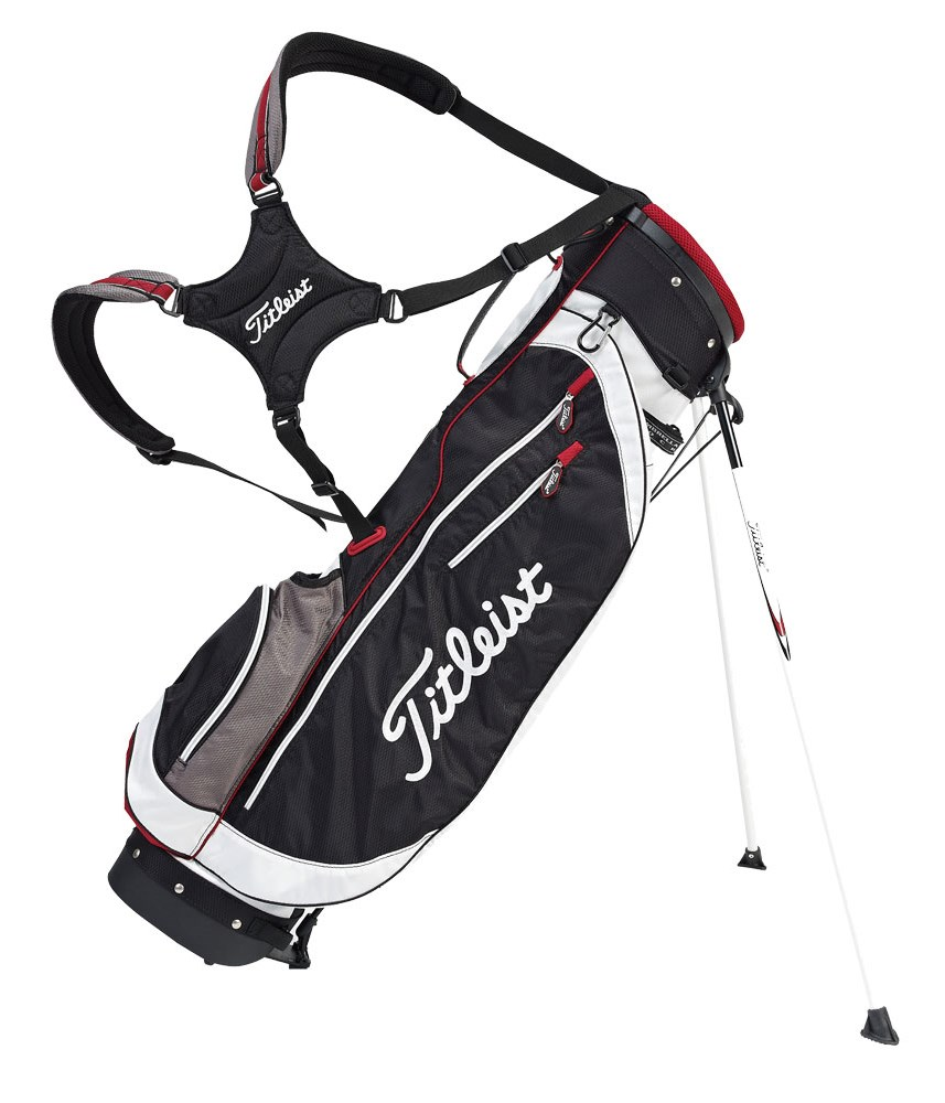 Light Stand Golf Bag: Titleist SX1 Ultra Lightweight Stand Bag 2011