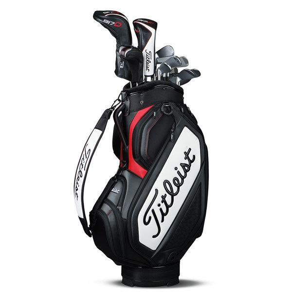 Titleist Midsize Staff Cart Bag 2019