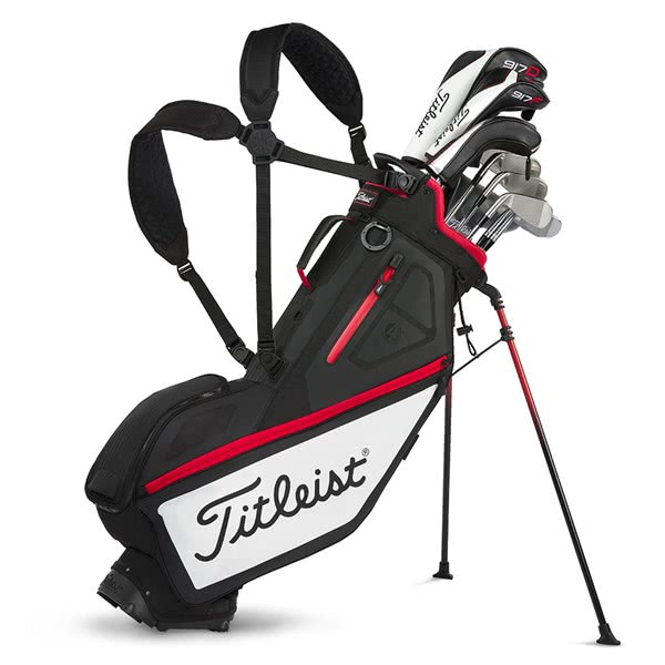27b4815020 Titleist Players 4 Stand Bag 2018. Double tap to zoom. 1 ...