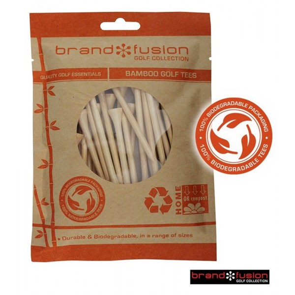 Biodegradable Bamboo Golf Tees