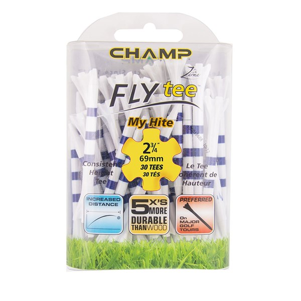 Champ My Hite Flytees 69MM (30PK)