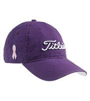 Titleist Ladies Pink Ribbon Cap