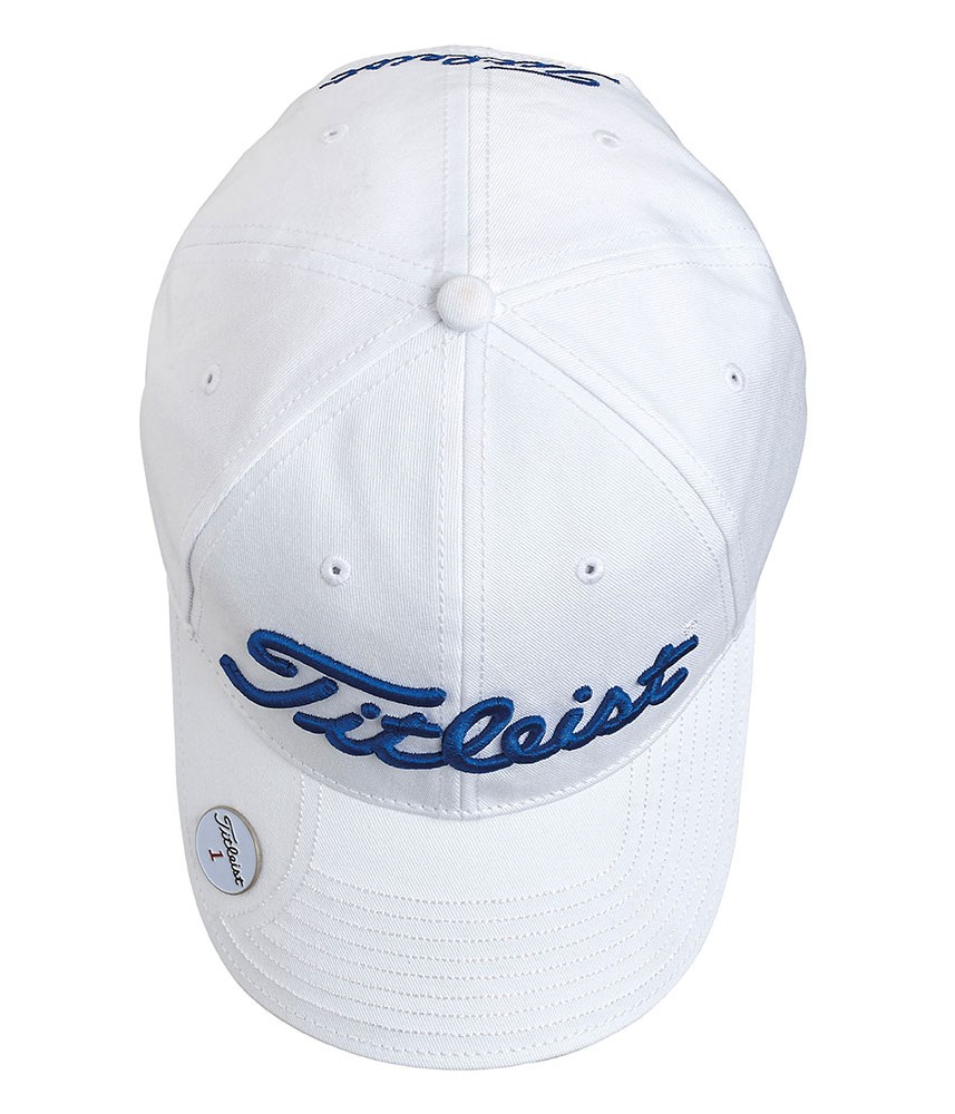 0c337483bc0 Titleist Ball Marker Adjustable Cap 2017. Double tap to zoom. 1 ...