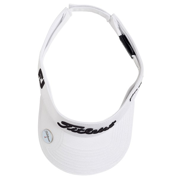 Titleist Ball Marker Adjustable Visor. Double tap to zoom. 1 ... 0f035a6bdb1d