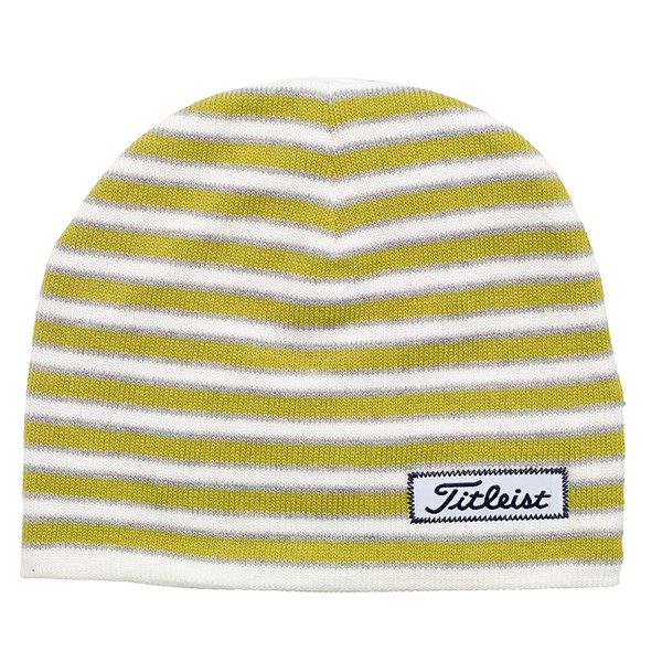 e4cef47b016 Titleist Ladies Striped Beanie. Double tap to zoom. 1  2  3