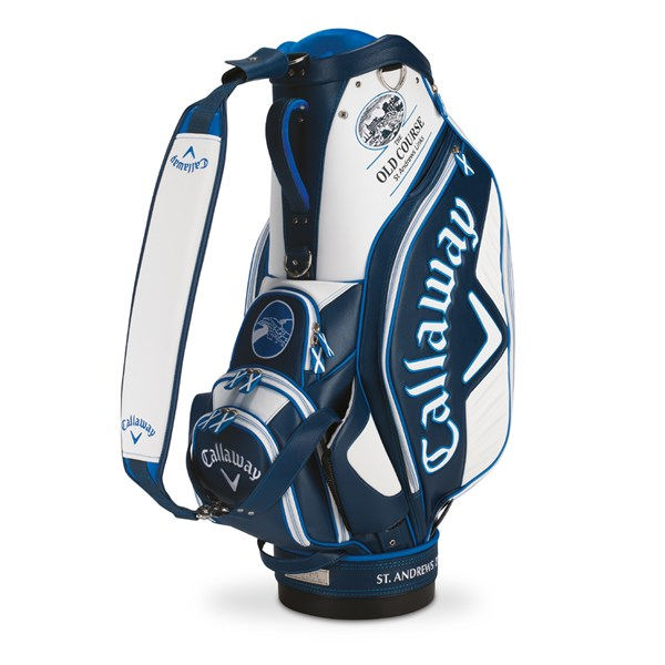 callaway limited edition the open major staff bag 2015