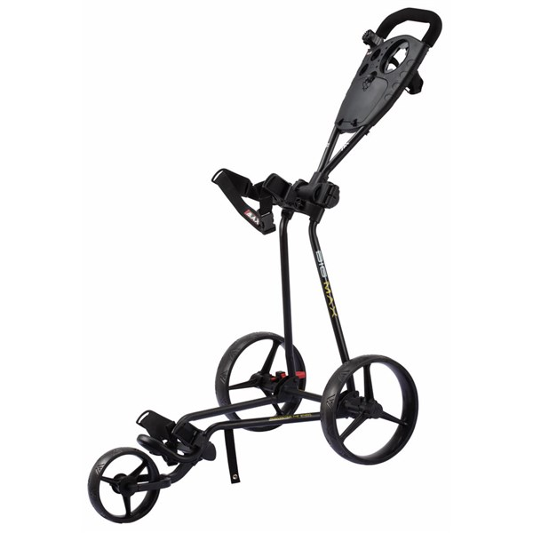 Big Max TI 1000 Plus 3-Wheel Trolley