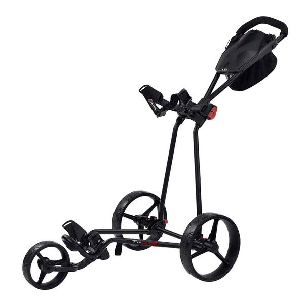 Big Max TI One 3-Wheel Trolley