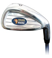 Longridge Tiger Junior Single Iron  Graphite Shaft
