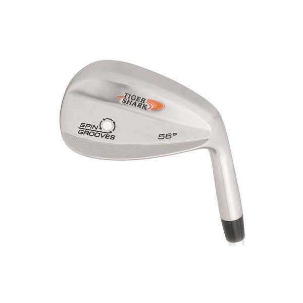 Masters Tiger Shark Spin Grooves Wedge