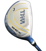 Longridge Tiger Junior Fairway Wood