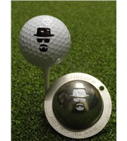 Tin Cup Ball Marker - Incognito