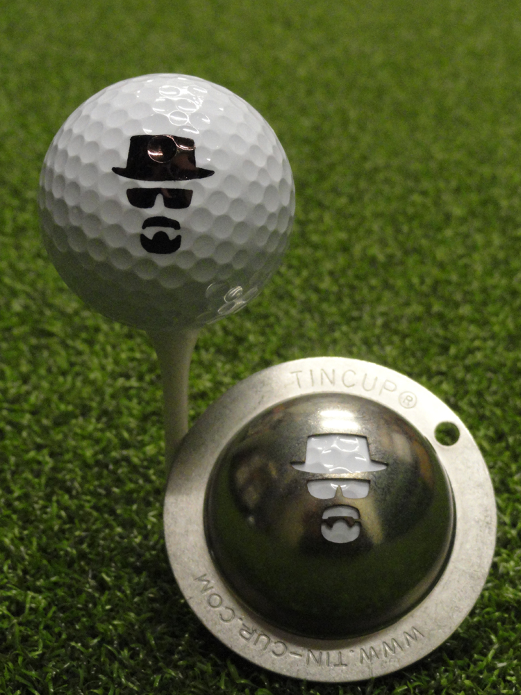 Tin Cup Ball Marker Incognito Golfonline